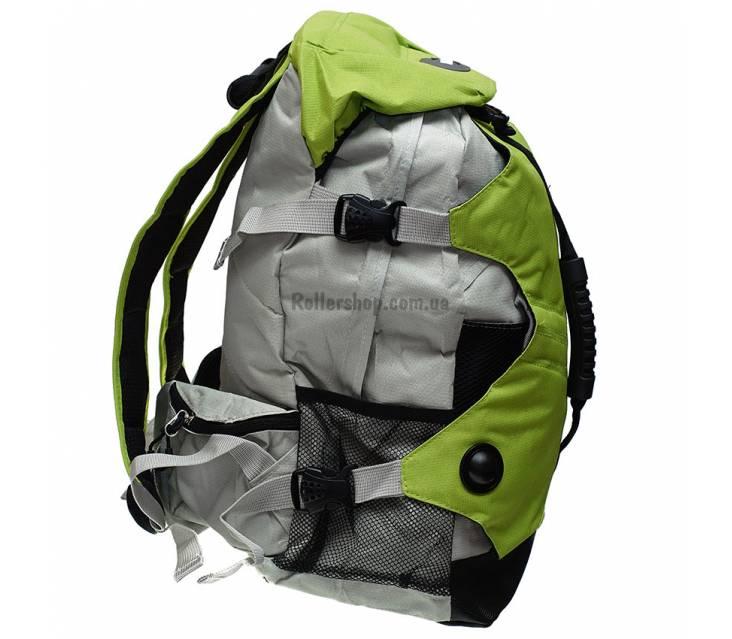 Рюкзак для роликов Denuoniss Green Small popup_0