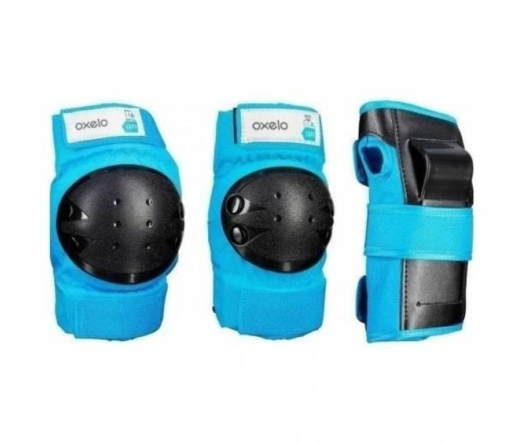 Защита детская  Oxelo Basic blue popup