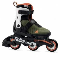 Ролики дитячі Rollerblade Microblade Free 3WD 2021