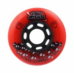 Колеса для роликов Seba Street Invaders Red