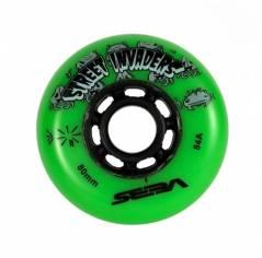 Колеса для роликов Seba Street Invaders Green