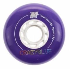 Колеса для роликов Matter crazy glue fsk f2