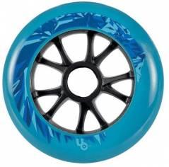 Колеса для роликов Undercover Lion Bullet Radius 110 mm 88A синие