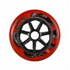 Колеса для роликов Undercover Python 125 mm красные