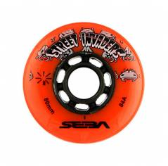 Колеса для роликов Seba Street Invaders Orange