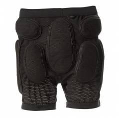 Защитные шорты детские для роликов Sport gear Black