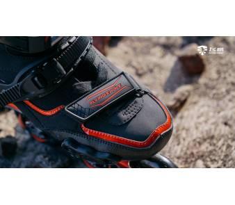 Ролики Flying Eagle Drift 2 черные item_2