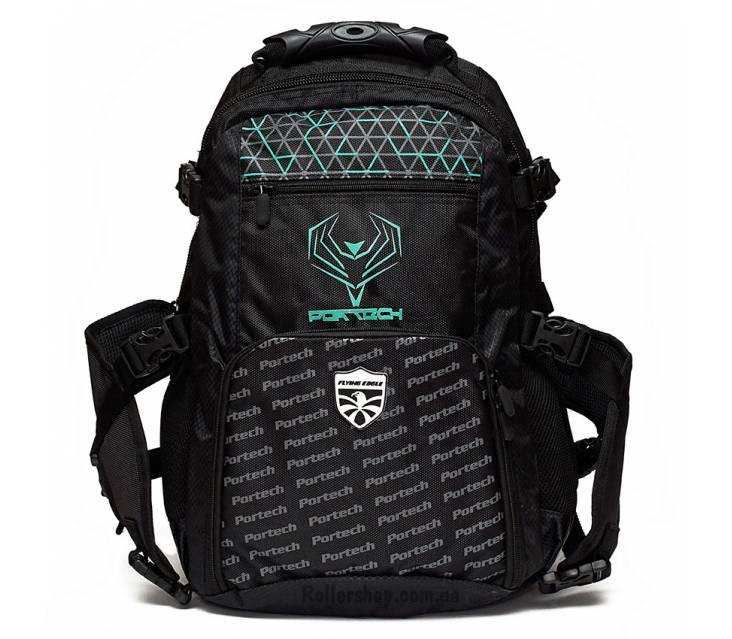 Рюкзак для роликов Flying Eagle Portech Backpack Small 2019 Green popup