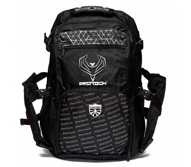 Рюкзак для роликов Flying Eagle Portech Backpack Big Gray 2019 popup