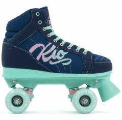 Ролики Rio Roller Lumina синие