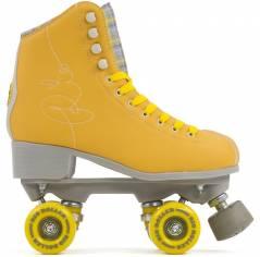 Ролики квады Rio Roller Signature желтые
