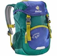 Детский рюкзак для роликов Deuter SCHMUSE BÄR Blue/Green