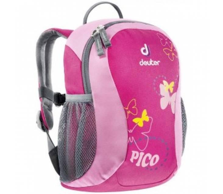 Детский рюкзак Deuter PICO Pink popup