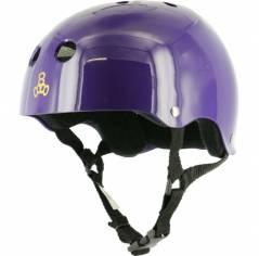 Шолом для самоката Triple8 Sweatsaver Helmet Purple