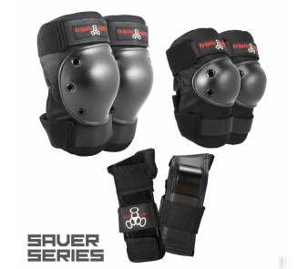 Комплект защиты Triple8 Saver Series 3-Pack item_0