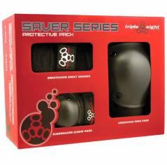 Комплект захисту Triple8 Saver Series 3-Pack