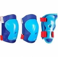 Защита для роликов детская Oxelo Play Blue