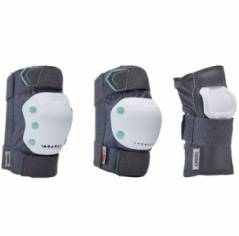 Защита для роликов Oxelo Fit 500 grey