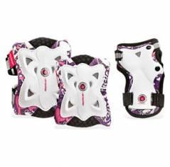 Детская защита для роликов Powerslide Kids PRO Butterfly